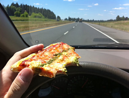 Road Pizza!