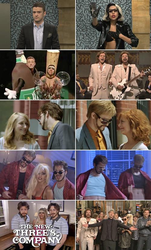 SNL Timberlake Finale