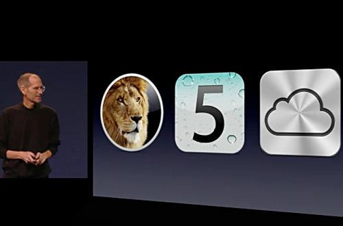 WWDC Stevenote 2011