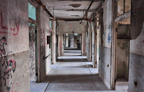 Waverly Hills Interior