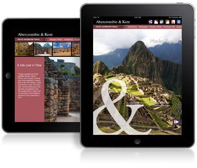 AK iPad App