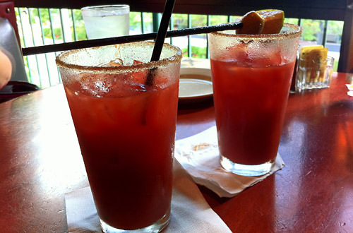 Bloody Mary Duo