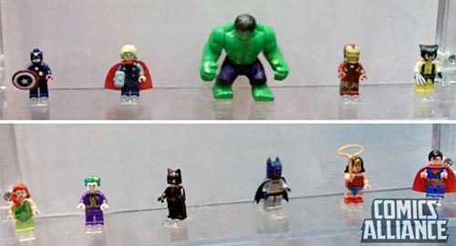 LEGO Heroes!