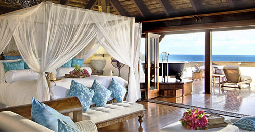 Necker Island Bedroom