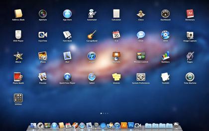 MacOS X Lion Launcher