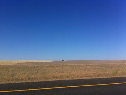 Little Barn on the Prairie!