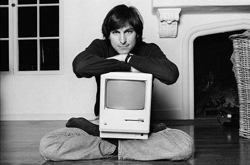 Steve Jobs and the Mac 1984