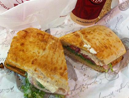 Earl of Sandwich Sandwich!