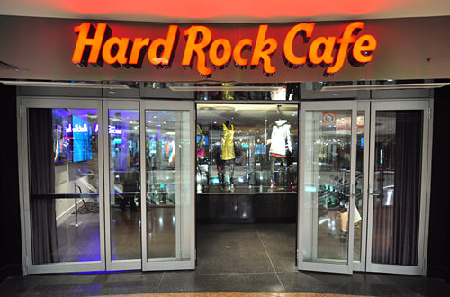 Hard Rock Cafe Sydney