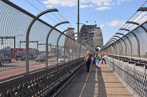 Harbour Bridge Walk
