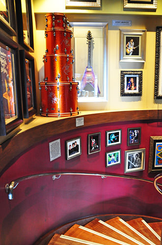 Hard Rock Cafe Fiji Staircase