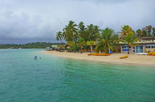 Plantation Island