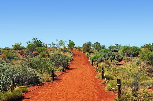 Uluru Lookout Path