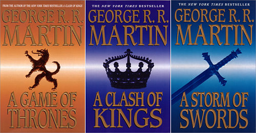 Songs of Ice and Fire Books