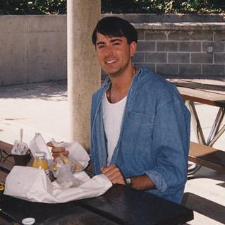 Dave in 1994