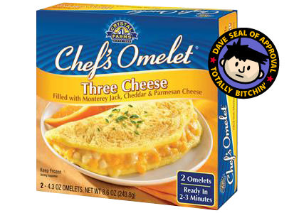 Dave Approved Chef's Omlet