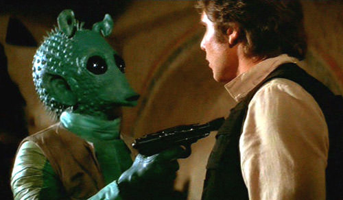 Everybody Loves Greedo