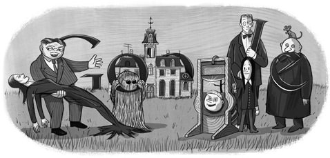 Google Adaams Doodle