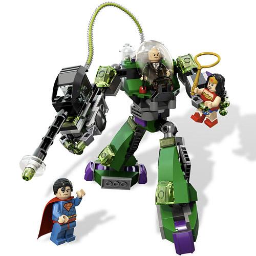 LEGO DC Heroes Set