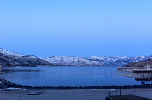 Lake Chelan Morning