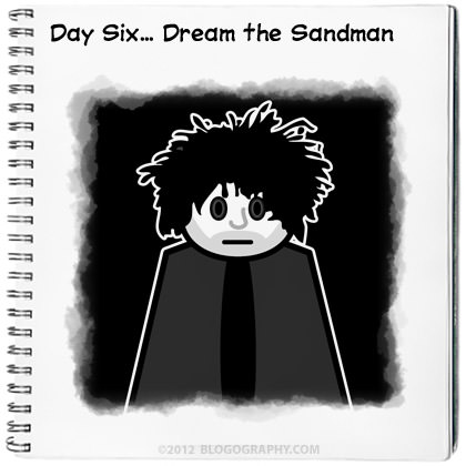 It's Dream from The Sandman!
