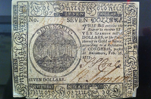 Very Old Money