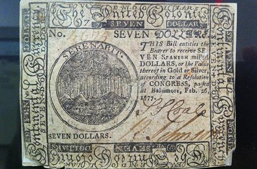 Very Old Money