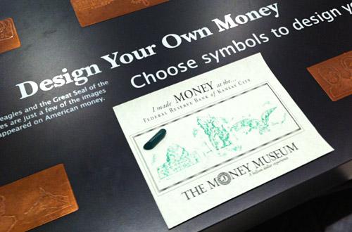 Design Your Own Money!