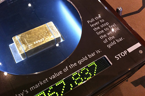 How Much Does Gold Weigh?