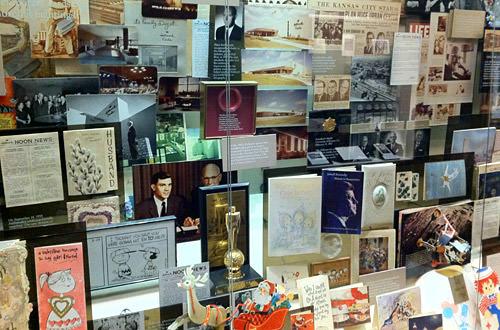 Hallmark Visitor Center Old Cards