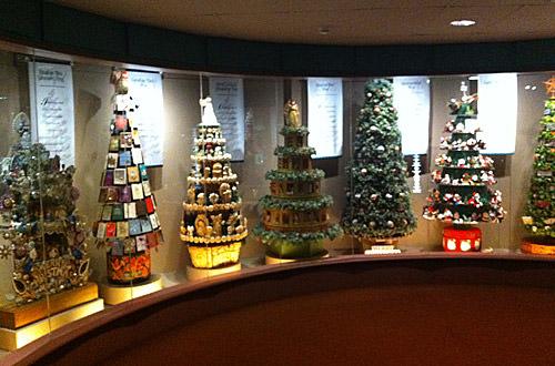 Hallmark Visitor Center Keepsake Ornaments