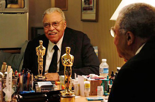 James Earl Jones and Oscar