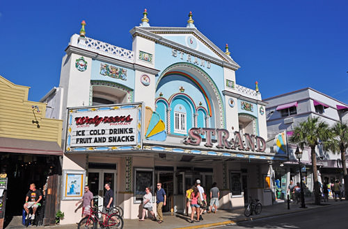 Strand Theater Key West