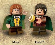 LEGO Hobbits!