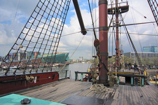 Maritime Museum Ship