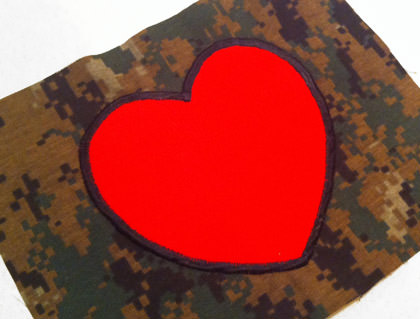 Sewing: My Heart Appliqué!