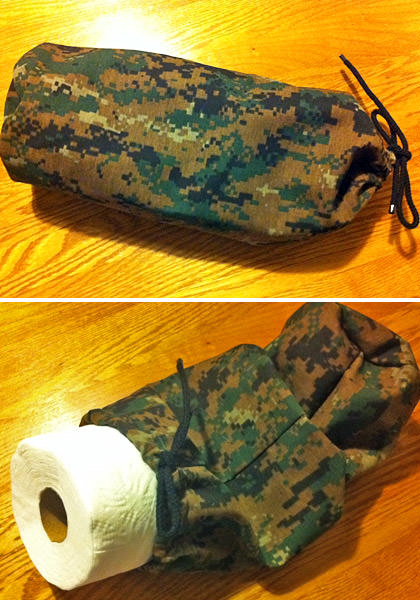 Sewing: Duffle Drawstring Tube Bag