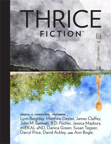 Thrice Fiction Issue No. 4