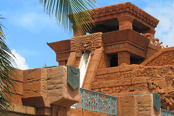Atlantis Waterslide