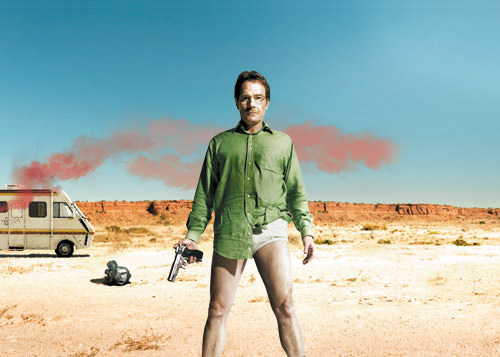Breaking Bad Promo Pic