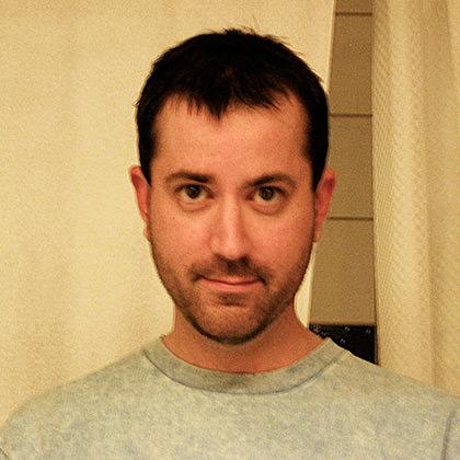 Dave in 2003