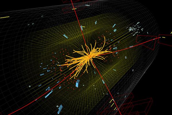 Higgs Boson!