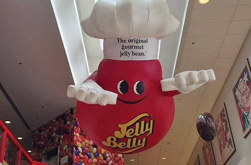 Jelly Belly Man Flies