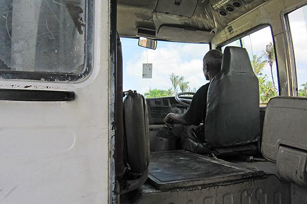 Jitney Driver