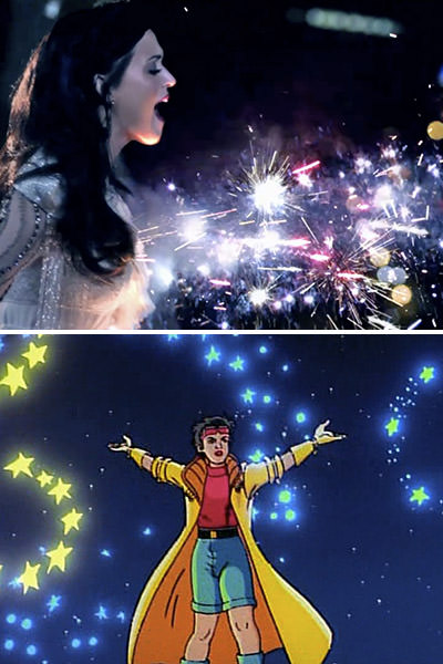 KatyPerry vs. Jubilee