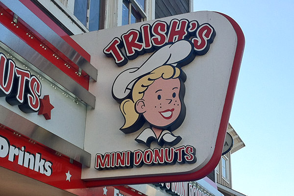 Trish's Mini Donuts