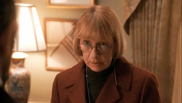 Mrs. Landingham as portrayed by Kathryn Joosten