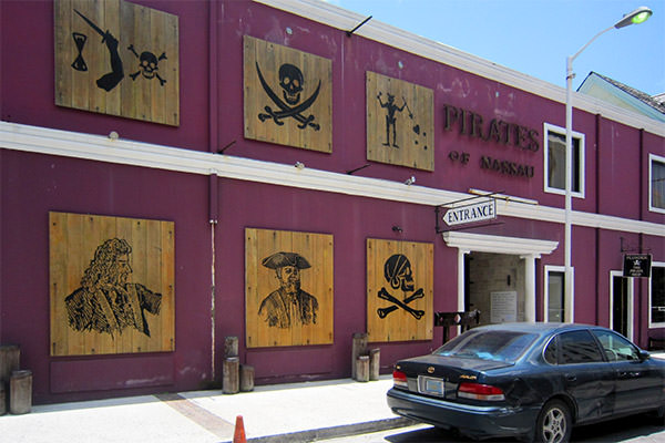 Pirate Museum!