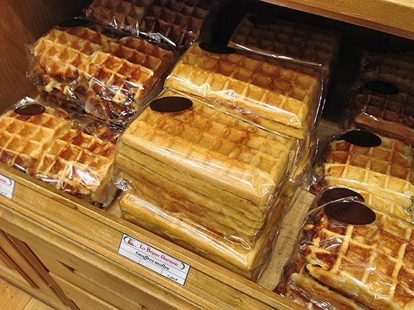 Belgian Waffles!