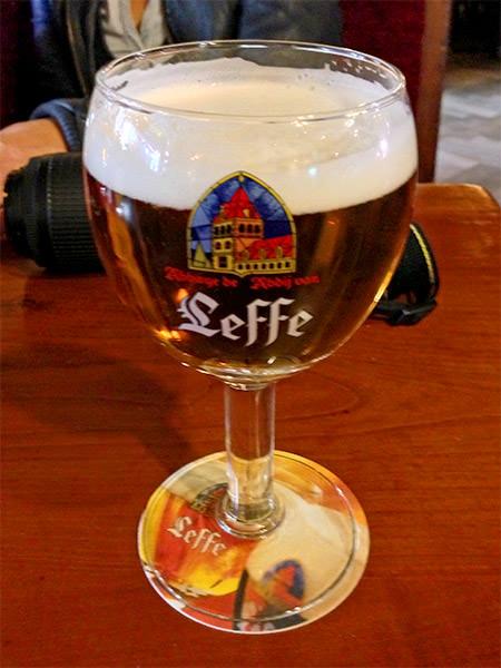 Leffe Beer!